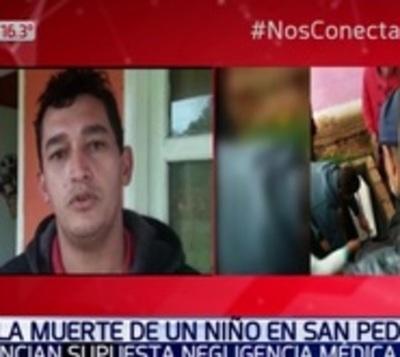 Denuncian presunta negligencia médica tras muerte de bebé en Santaní