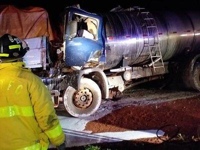 Caaguazú: Padre e hija fallecieron en accidente de tránsito
