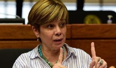"""Calificar de """"mau"""" el Senado es una disparatada, afirma Desirée"""