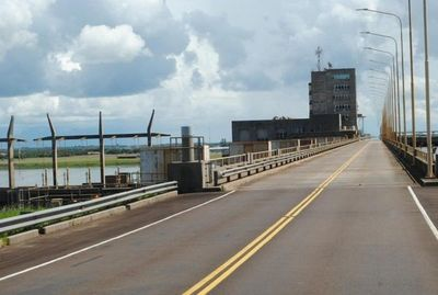 Paso fronterizo Ayolas-Ituzaingó: imposible la terminación de obras para el 16 de julio