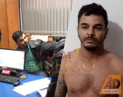 Detuvieron a un  jefe narco y lo expulsaron del país con la velocidad de un rayo