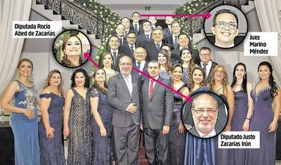 Se confirma que juez Méndez recibe dinero del clan Zacarías