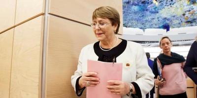 Venezuela tacha el informe de Bachelet de «parcial y con graves errores»