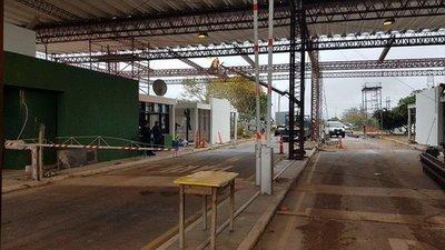 Dinatran coordinará servicio de transporte en cruce fronterizo por Yacyretá