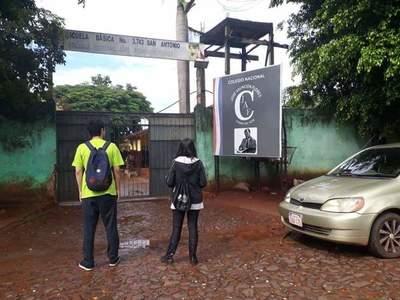 Crece preocupación por la circulación de drogas en colegios del Alto Paraná