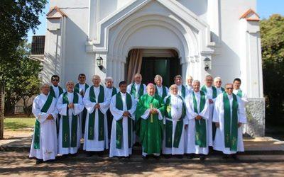 Culmina retiro de Obispos