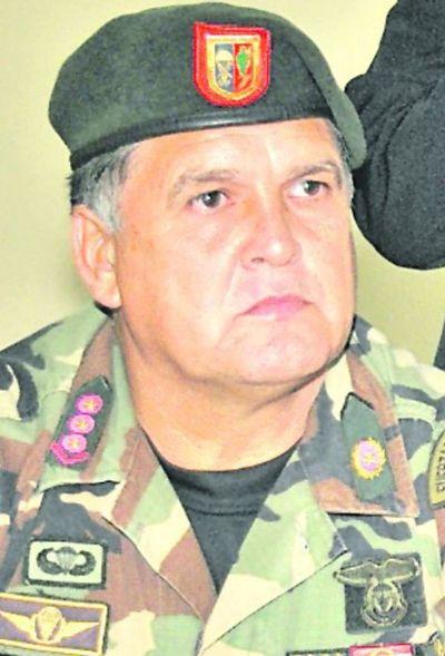 Gral. Ramón Benítez Amarilla continuará preso por caso Detave