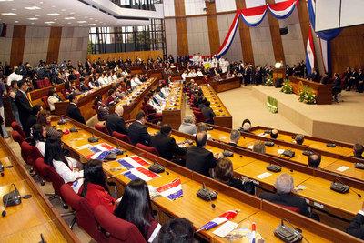 Senado rechaza proyecto del diputado Luis Urbieta