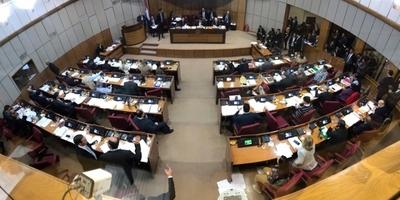 Senado rechaza por unanimidad proyecto Urbieta