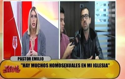 """Carmiña Masi acusó a pastor de """"colgarse"""" de la comunidad gay"""