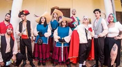 Obra de teatro el fin de semana en Manzana de la Rivera