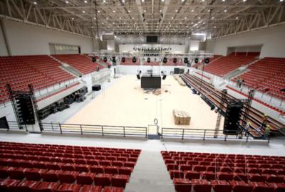 SND Arena albergó competencia estudiantil de robótica