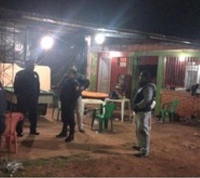 Rocían a balazos a tres personas en Alto Paraná