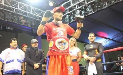 """""""La Pantera"""" rugió en Tacumbú y es campeón sudamericano"""