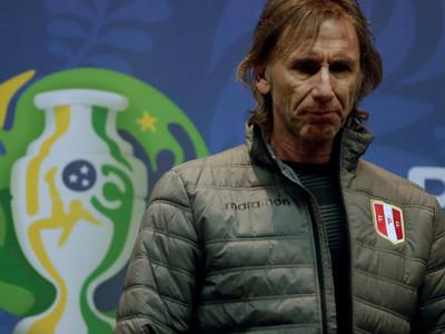 """Gareca: """"Si tengo que elegir un momento para enfrentar a Brasil, es este"""""""