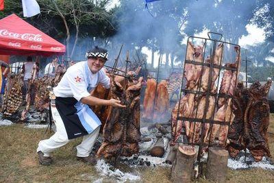 "Calles alternativas para llegar al festival ""Kure Luque ára"""
