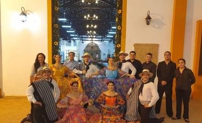 HOY / Clases Abiertas del Ballet Nacional del Paraguay recibe participantes de varias ciudades del país