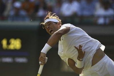 "El ""Middle Sunday"" deja sin tenis a Wimbledon"