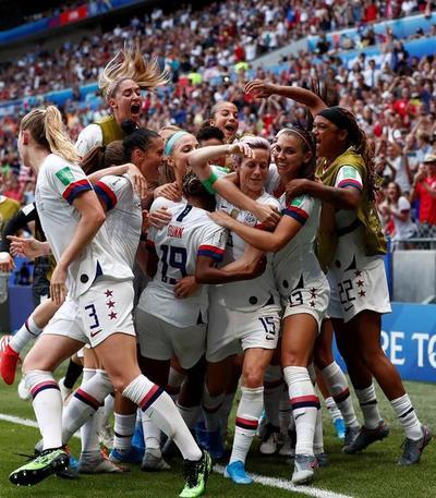 Estados Unidos gana su cuarto título en Copa del Mundo Femenina