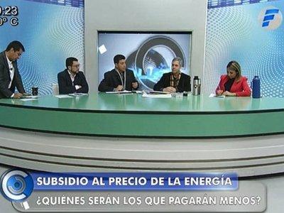"""Víctor Ríos: """"Versión aprobada de Ñane Energía no sirve para nadie"""""""