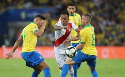 Brasil se corona en su casa