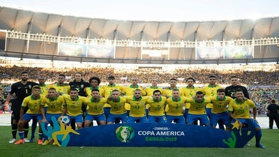 ¡Brasil campeón de América!
