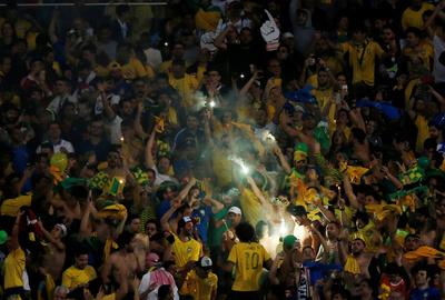 La final entre Brasil y Perú rompe récord de recaudación