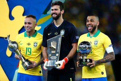 Brasil se llevó todos los premios
