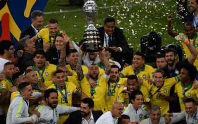 La Copa América se queda en Brasil