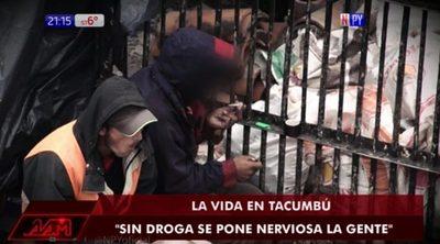 Para mantener el orden, en Tacumbú debe circular crack