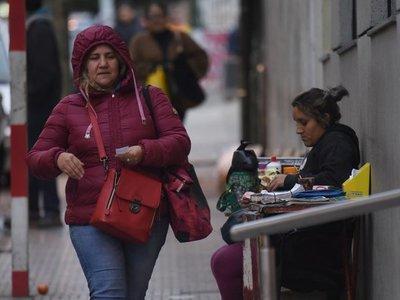 Clima frío persiste este lunes, según Meteorología