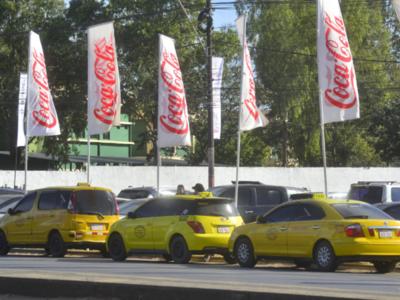 Taxistas saldrán a las calles en apoyo a concejales de Mariano R. Alonso