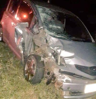 Accidente en Yaguarón dejó un motociclista muerto