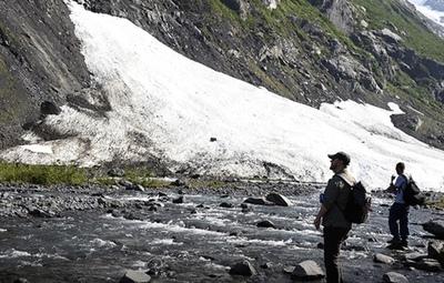 Cambio climático: el termómetro alcanza 32 grados en Alaska