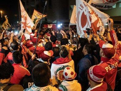 Perú recibe como héroes a los jugadores subcampeones de la Copa América