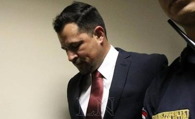 """HOY / Ordenan libertad para Ulises Quintana: """"Tuvimos en cuenta su condición de Diputado"""""""