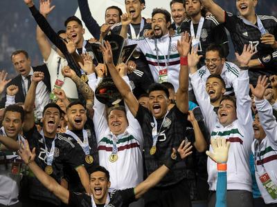 El Tata es campeón con México