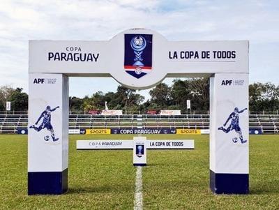 Con seis partidos prosigue la Copa Paraguay