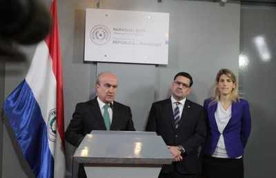 OEI proyecta ampliar y fortalecer la cooperación con Paraguay
