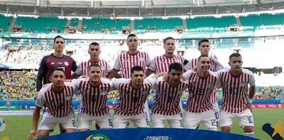 Paraguayo integra el equipo ideal de la Copa América