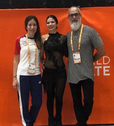 Erika Alarcón entre las mejores del mundo