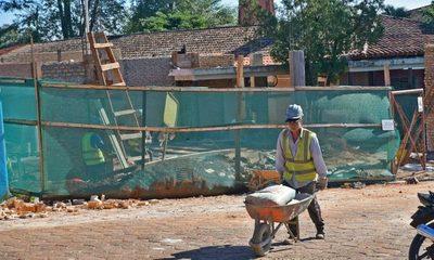 Avanzan obras en Hospital Regional de Ciudad del Este