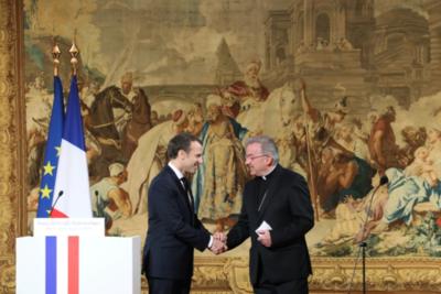 El Vaticano levanta la inmunidad a un nuncio acusado de agresión sexual