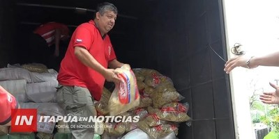 PRESENTAN BALANCE DE LA CAMPAÑA ITAPUA SOLIDARIA 2019.