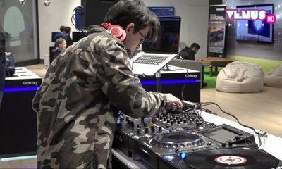 Samsung apuesta a la música con Pitch Dj Academy