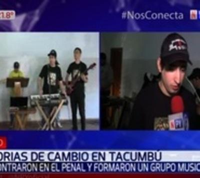 'Alta Gira Paraguay': El grupo musical que retumba tras las rejas