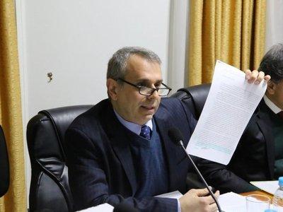 Cristian Kriskovich se defiende ante Consejo de la Magistratura y desmiente denuncia