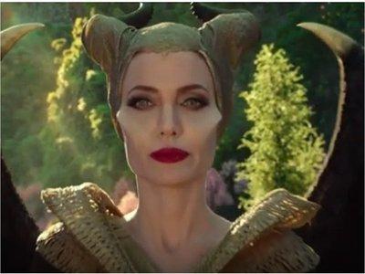 Maléfica 2: El regreso de Angelina Jolie