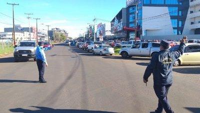 Masivo movimiento de turistas argentinos en Encarnación