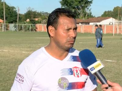Hay motivación para jugar contra Olimpia, dice DT de Limpeño